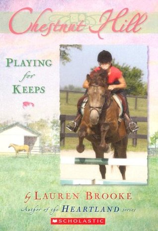 Playing for Keeps (Chestnut Hill, #4)
