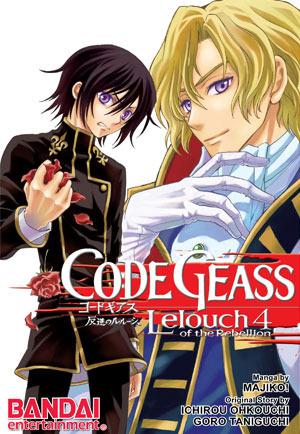 Code Geass: Lelouch of the Rebellion, Vol. 4 (Code Geass: Lelouch of the Rebellion, #4)