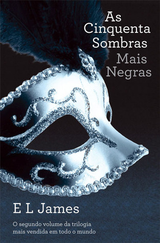 As Cinquenta Sombras Mais Negras (Fifty Shades, #2)