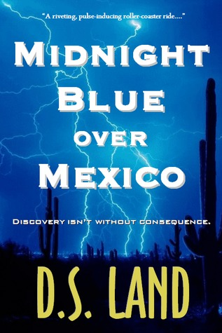 Midnight Blue over Mexico