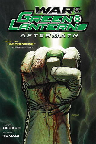 Ebook War of the Green Lanterns: Aftermath by Tony Bedard read!