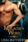 Malachi's Word (The Bar Next Door, #1)