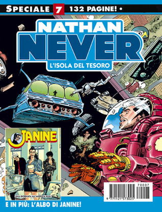 Speciale Nathan Never n. 7: L'isola del tesoro