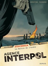 Stockholm - Le Maitre de l'Ordre (Agence Interpol #2)