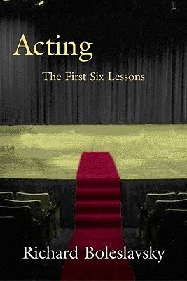 Acting by Richard Boleslavsky