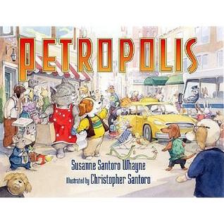 Petropolis by Suzanne Santoro Whayne