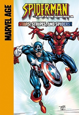 Spider-Man Team-Up: Captain America: Stars, Stripes, and Spiders!