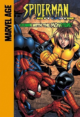 Spider-Man Team-Up: Kitty Pryde: Down with the Monsters!