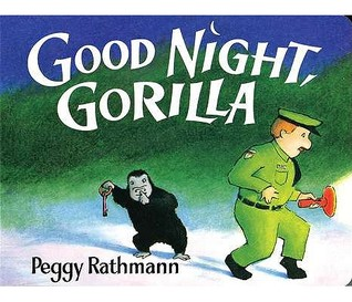 Good Night, Gorilla by Peggy Rathmann