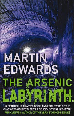 The Arsenic Labyrinth (Lake District Mystery, #3)