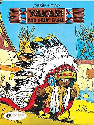 Yakari and Great Eagle (Yakari, #1)