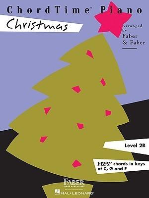 ChordTime Piano, Level 2B: Christmas