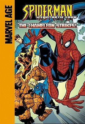Spider-Man Team-Up: Fantastic Four: The Chameleon Strikes!