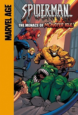 Spider-Man Team-Up: Fantastic Four: The Menace of Monster Isle!