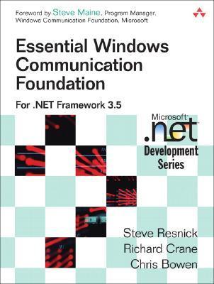 Essential Windows Communication Foundation: For .NET Framework 3.5