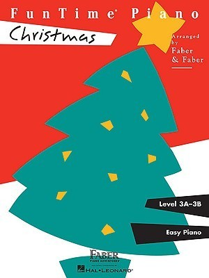 FunTime Piano, Level 3A-3B (Easy Piano): Christmas
