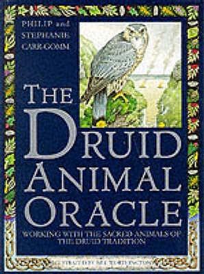 The Druid Animal Oracle (Book & Deck Set)