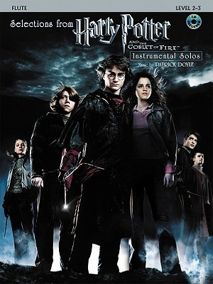 Selections from Harry Potter and the Goblet of Fire: Flute, Book & CD
