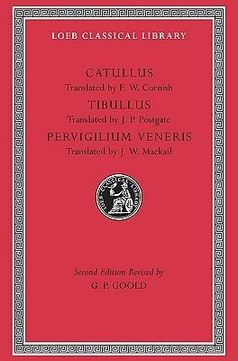 Catullus. Tibullus. Pervigilium Veneris