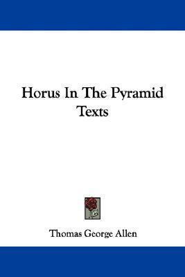 Horus In The Pyramid Texts