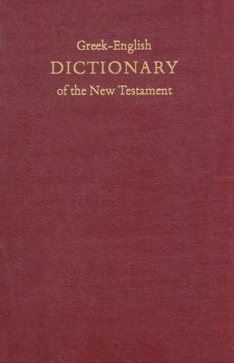 Greek: English Dictionary of the New Testament