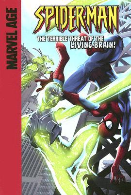 Spider-Man: The Terrible Threat of the Living Brain!