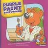 Purple Paint Everywhere!