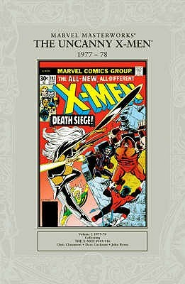 Marvel Masterworks: The Uncanny X-Men 1977-78