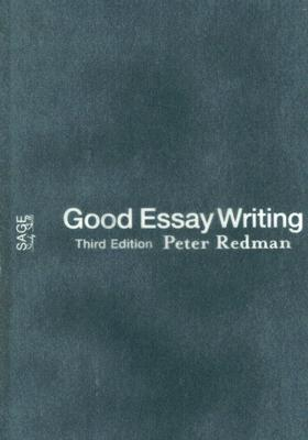 good essay writing a social sciences guide by peter redman