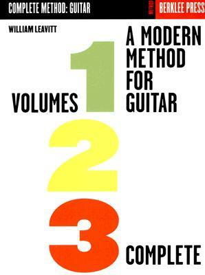 A Modern Method for Guitar: Volumes 1, 2, 3 Complete