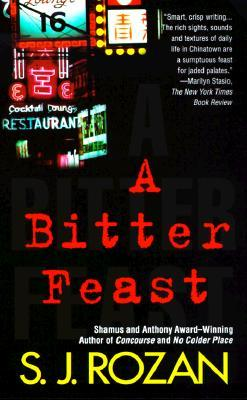 A Bitter Feast (Lydia Chin & Bill Smith, #5)
