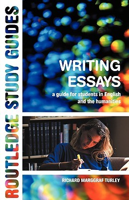 writing essays a guide for students in english and the humanities  1965895
