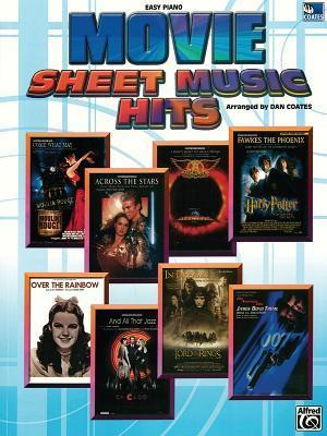 Movie Sheet Music Hits (Easy Piano) (Sheet Music Hits)
