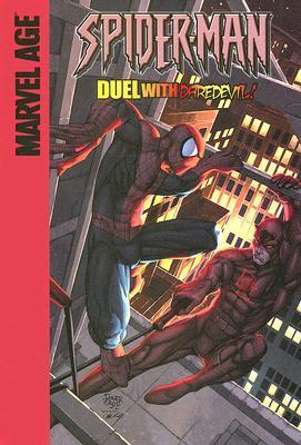 Spider-Man: Duel With Daredevil!