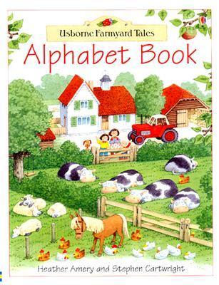 Alphabet Book by Heather Amery