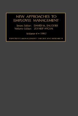New Approaches to Employee Management, Volume 4