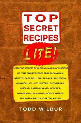 Top Secret Restaurant Recipes 3 By Todd Wilbur Ebook