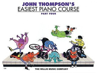 John Thompson's Easiest Piano Course, Part Four