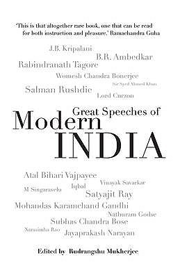 Great Speeches of Modern India