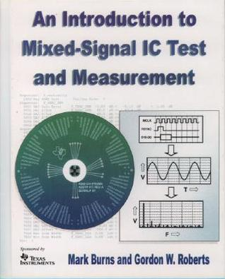 An introduction to mixed signal ic test and measurement by mark burns 817185 fandeluxe Images
