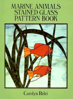 marine-animals-stained-glass-pattern-book