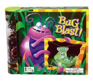 Groovy Tube Books: Bug Blast!