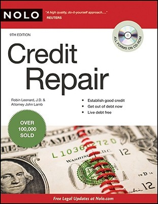 Credit repair with cdrom by robin leonard 6465882 solutioingenieria Choice Image
