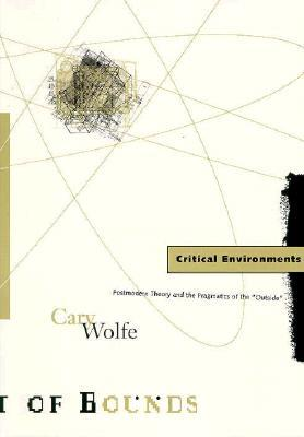 "Critical Environments: Postmodern Theory and the Pragmatics of the ""Outside"""