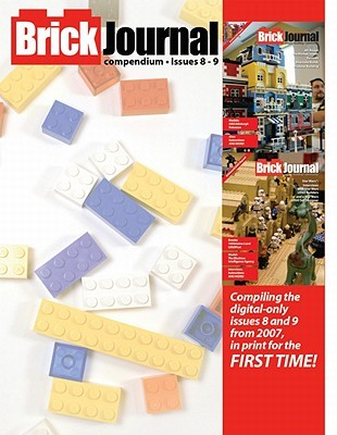 BrickJournal, Compendium #4: Issues 8-9