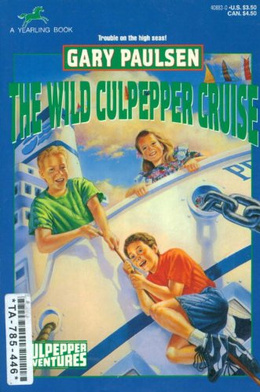 The Wild Culpepper Cruise (Culpepper Adventures, #14)