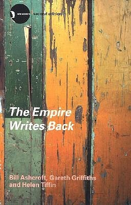 The Empire Writes Back by Bill Ashcroft