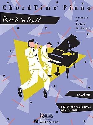 ChordTime Piano, Level 2B: Rock 'n' Roll