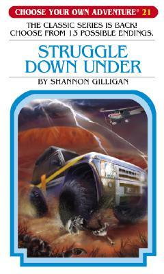 Struggle Down Under by Shannon Gilligan