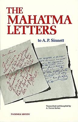 The Mahatma Letters to A.P. Sinnett